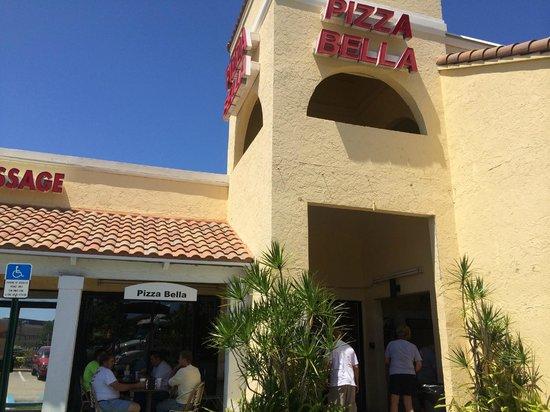 Pizza Bella at PGA and Hwy 1