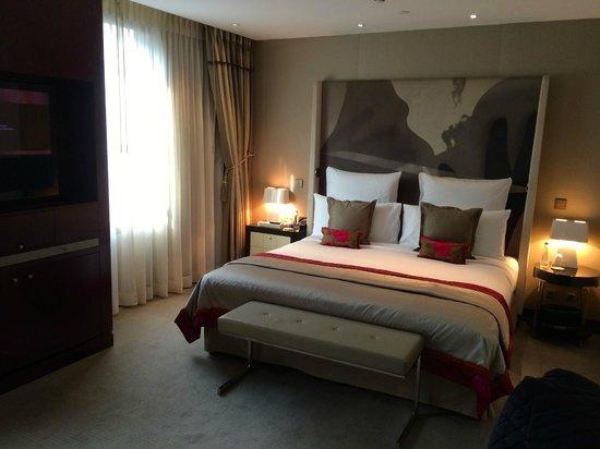 Mandarin Oriental, Paris: Bed
