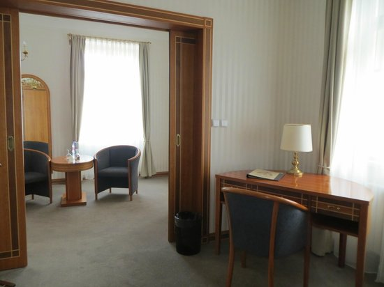 Hotel Pod Vezi: Room 21