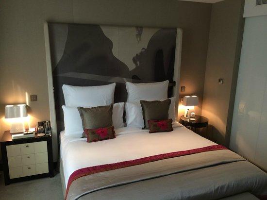 Mandarin Oriental, Paris : Bed