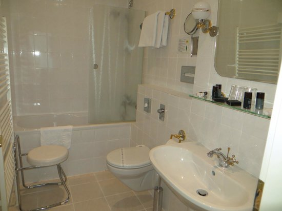 Hotel Pod Vezi : Room 21 Bathrooom