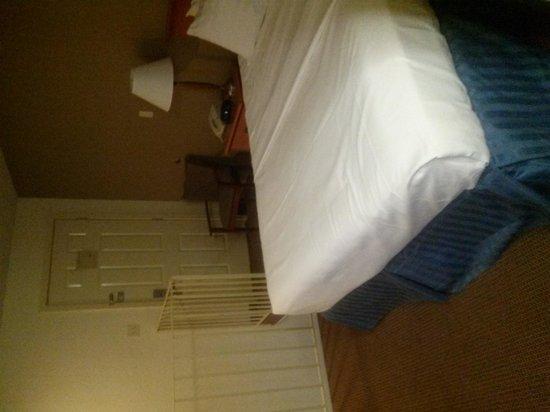 BEST WESTERN Toni Inn: Room upstairs
