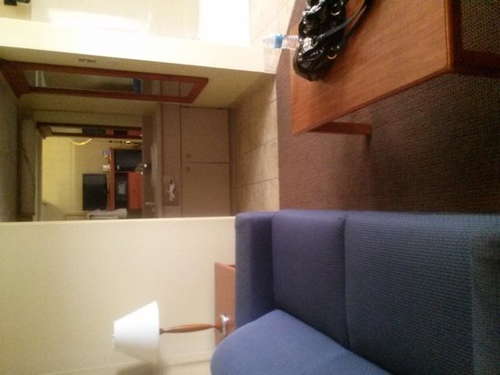 BEST WESTERN Toni Inn : Sofa bed