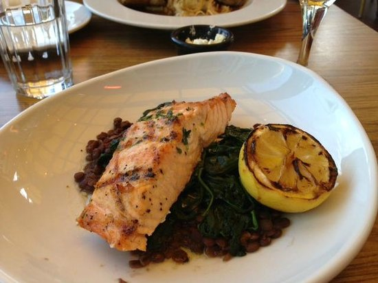 Beach House at Lovers Point: Salmon