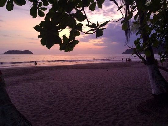 Playa Manuel Antonio: From Balu's Beach Bar
