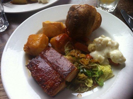 Union Tavern: Lovely roast