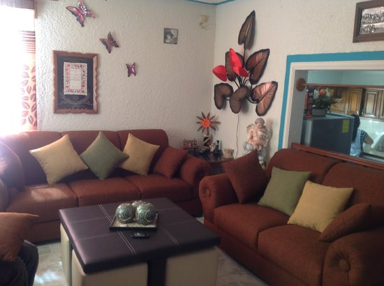 Maggic Home B&B: Sala de TV