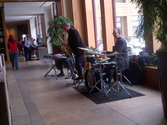 Westin Riverfront Resort & Spa: Live Jazz