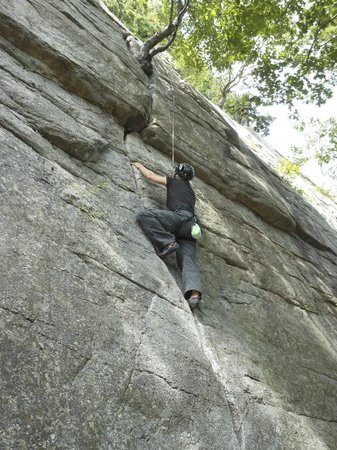 "Mountain Meadows Bed & Breakfast: Rock climbing is 5 minutes away at the ""Gunks"""