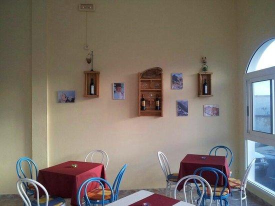 Bar Cafetería Las Moradas: Interior de Las Moradas