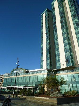Arrecife Gran Hotel: hôtel de l'extérieur