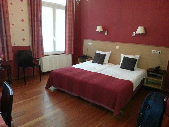 Hotel Malleberg : otel odası