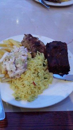 Preston Palace Almelo: Avond eten