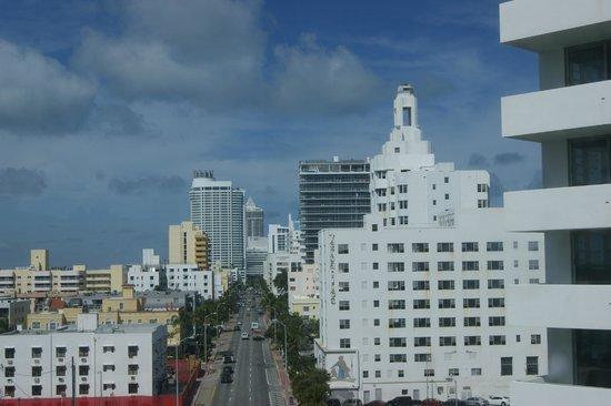 Hotel Riu Plaza Miami Beach: Vista desde la habitacion