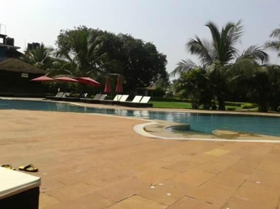 La Calypso Goa : swimming pool