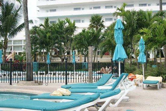 Hotel Riu Plaza Miami Beach: Linda pileta