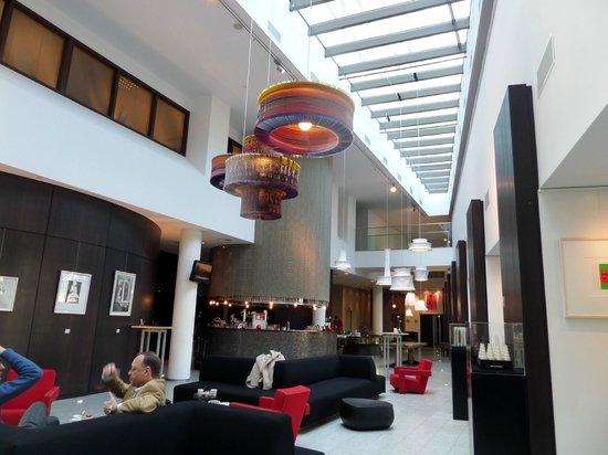 Dutch Design Hotel Artemis: Modern interior