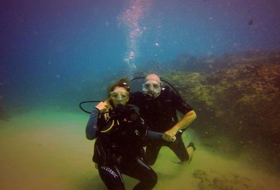 Banzai Divers Hawaii: Off Waikiki.