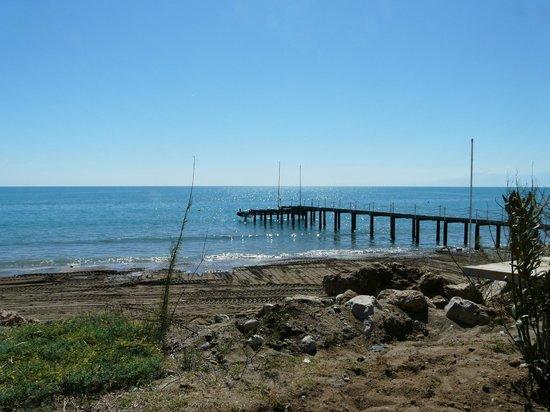 Ela Quality Resort Belek: Strand ist im März noch nicht fertig