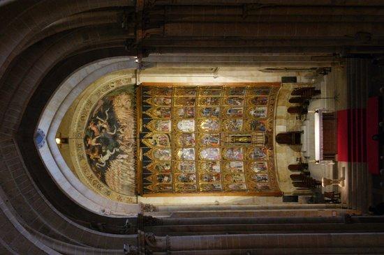 Ieronimus: altar mayor de la catedral vieja