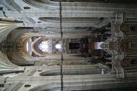 Ieronimus: interior catedral nueva