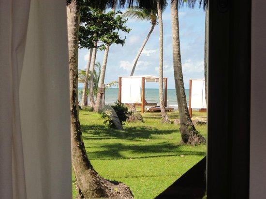 Hotel Vila dos Orixas: Vista desde la habitacion