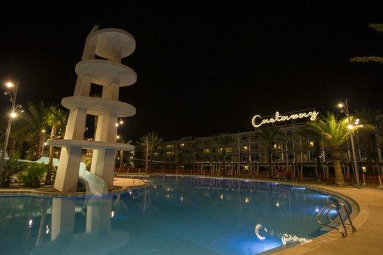 Universal S Cabana Bay Beach Resort Courtyard Pool