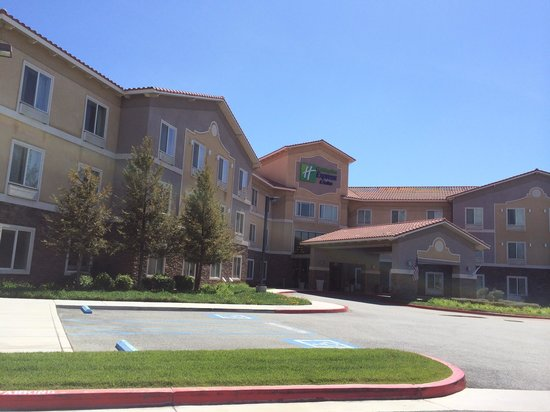 Holiday Inn Express Hotel & Suites Beaumont-Oak Valley : Hotel