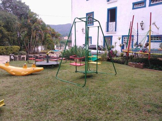 Hotel Serra Vista: AREA RECREATIVA PARA CRIANÇAS