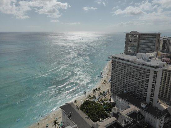 Hyatt Regency Waikiki Resort & Spa: View from the room - priceless