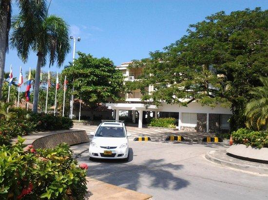 Estelar Santamar Hotel & Convention Center: hotel