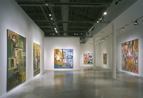 Museum of Contemporary Art: Special Exhibitions highlight contemporary masters as emerging artists