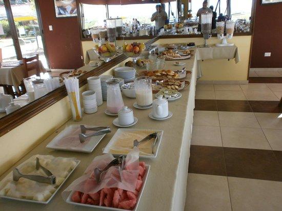 Balcón del Río: Desayunador