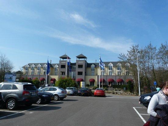 Hotel De Zeeuwse Stromen : Die beiden Turmsuiten sind besonders schön