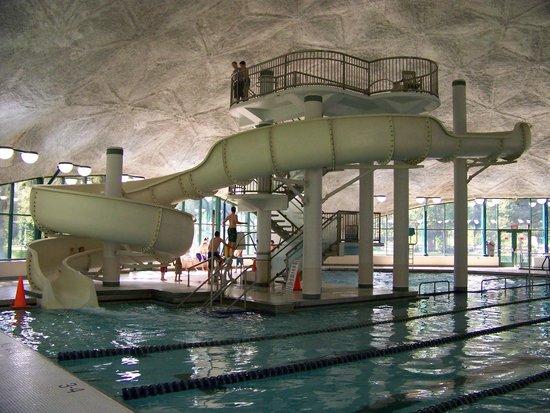 Public Nikiski Pool (30 min. away from Quality Inn Kenai)