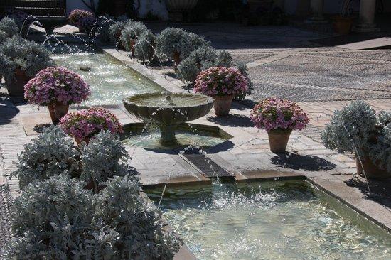 Palacio-Museo de Viana: Brunnenanlage