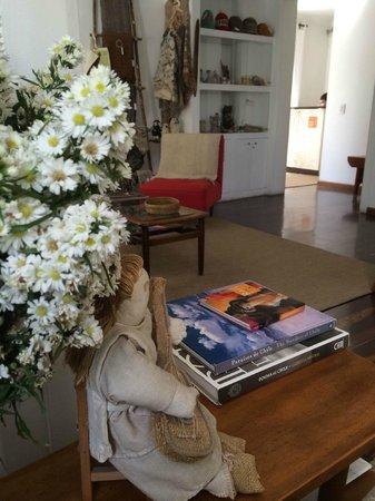 Meridiano Sur, Petit Hotel : Sala de estar