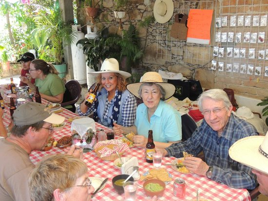 Cañada de La Virgen: Lunch at the ranch - don't miss it