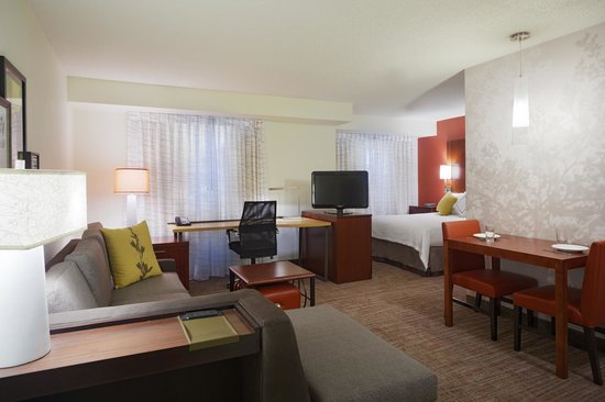 Residence Inn San Antonio Downtown/Market Square: Studio Suite