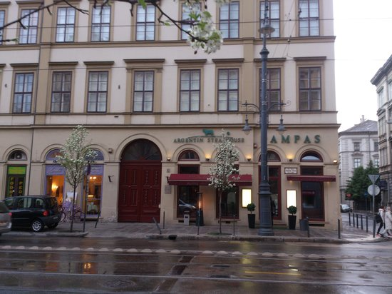 Pampas Steakhouse: Budapest - Pampas - Argentinian Steakhouse