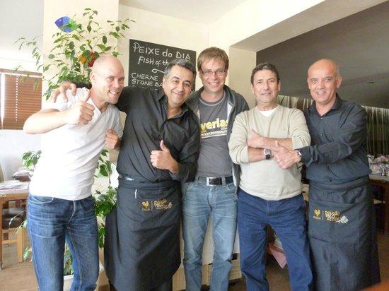 Restaurante A Floresta : Great staff