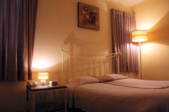 Hotel Casa Cambranes: Double Room
