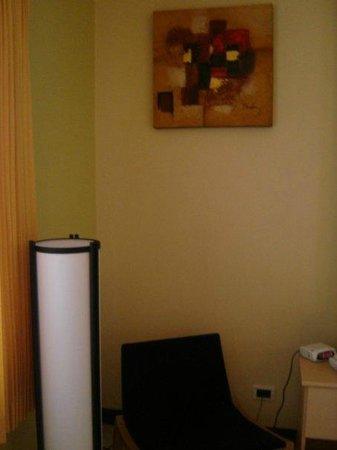 Hotel Casa Cambranes: Lamp