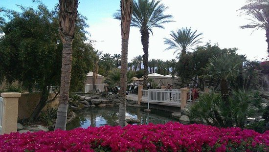 Westin Mission Hills Golf Resort & Spa: Prettiness
