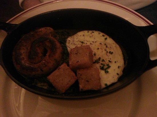Lotte New York Palace: Breakfast at Villards.
