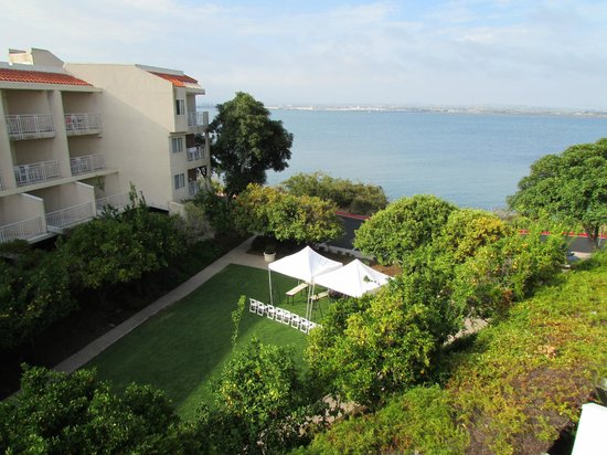 Loews Coronado Bay Resort: from room #5313