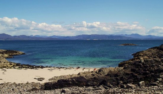 Слит, UK: Camas Daraich, Point of Sleat Skye