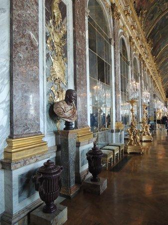 La Galerie des Glaces : stunning