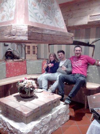 Hotel Patrizia: Relax nella Stube