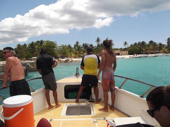 Dressel Divers : Barco do Passeio